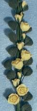gelbe Rosen String of Yellow Roses