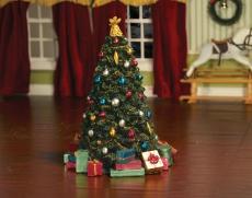 Geschmückter Weihnachtsbaum / Christmas Tree