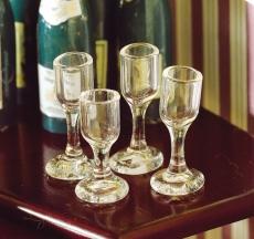 Weingläser Wineglasses