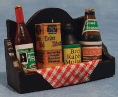 Küchenregal Shelf with Grocery