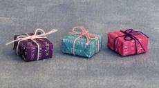 3 Geschenke / 3 Presents