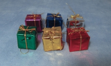 6 Geschenke 2,5 cm / 6 Presents