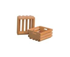 2 Lattenkisten Slatted Crate