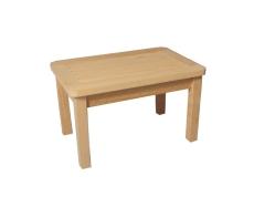 Gartentisch natur Garden Table Bare Wood