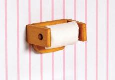Toilettenpapier und Halter Toilet Roll & Holder