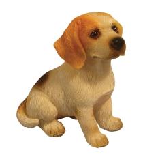 sitzender Beagle Sitting Beagle