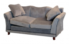 Sofa grau Grey Modern Sofa