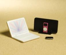 Laptop, MP3 & Mobile Phone Set