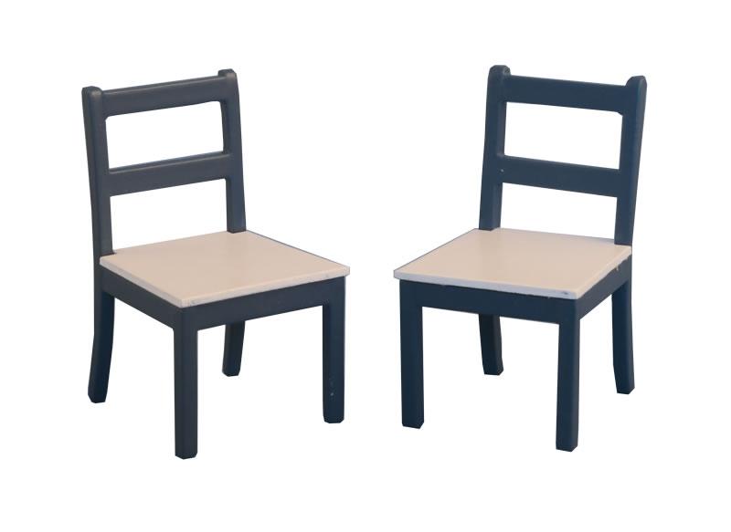 2 Küchenstühle Modern Chairs Bluepine