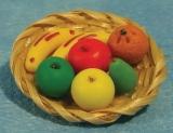Früchtekorb Basket of Fruits