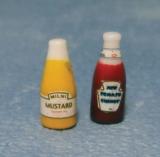 Ketchup und Senf Ketchup and Mustard