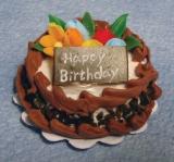 Geburtstagskuchen Chocolate Birthday Cake