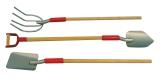 3 Gartengeräte Garden Tools