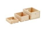 3 Holzkisten Crates