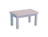 Weißer Gartentisch White Garden Table