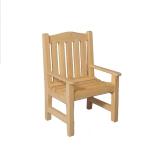 Gartenstuhl natur Garden Chair Bare Wood