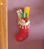 Weihnachtsstrümpfe Mutter Mum´s filled Stockings