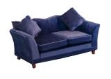 Sofa Königsblau Royal Blue Modern Sofa