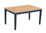 Modern Table Blue/Pine